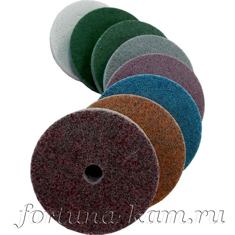 Алмазные полировальные круги тип «СПОНЖ» 100 мм.