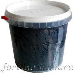 Порошок Brillux чёрный 1 кг.