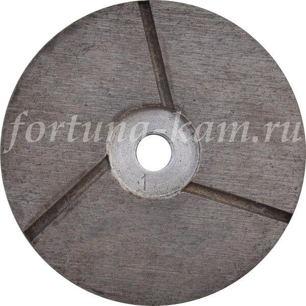 Фреза алмазная 100 мм. Сплошная рабочая поверхность