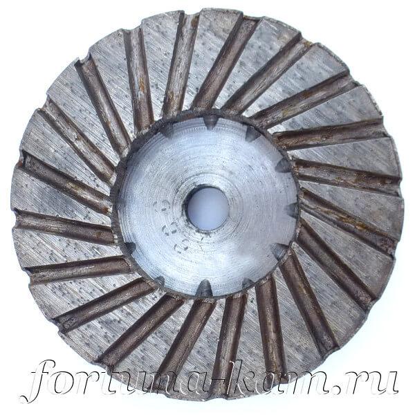 Фреза алмазная 100 мм. Тип «Циклон»