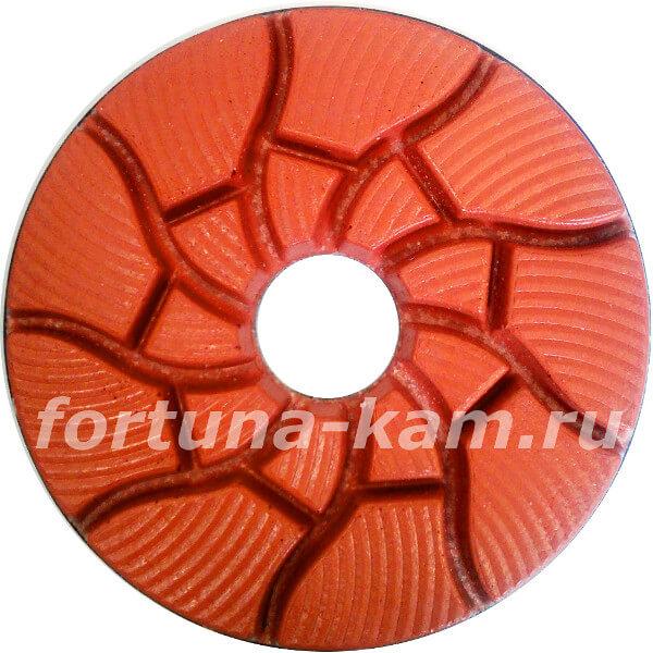 Шлифовально-полировальный алмазный круг Grinder 250 мм.