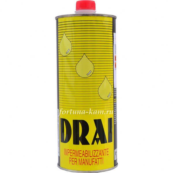 Водоотталкивающая пропитка Drai 1 л.