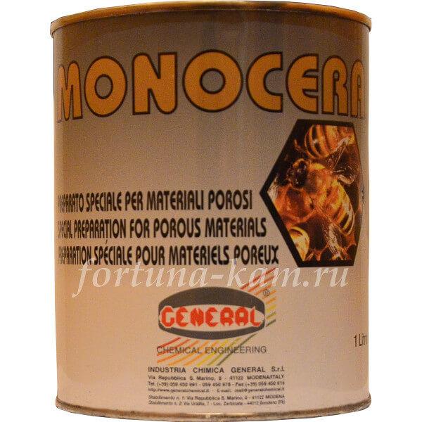 Воск General Monocera чёрный 1 л.