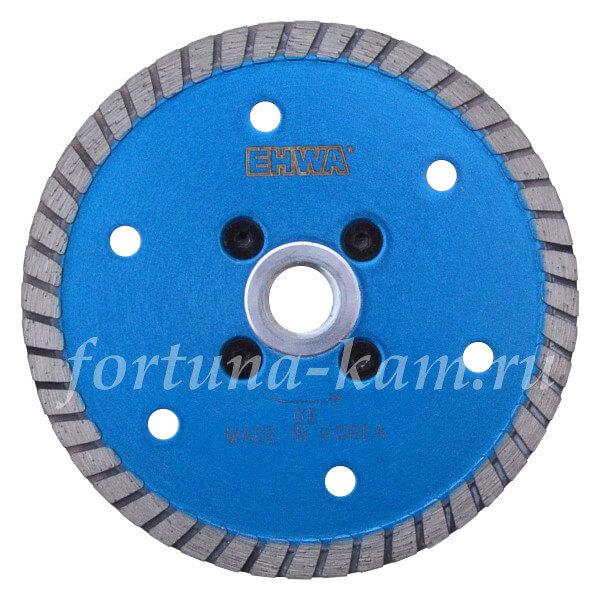 Отрезной диск Ehwa GE с фланцем 85 мм.