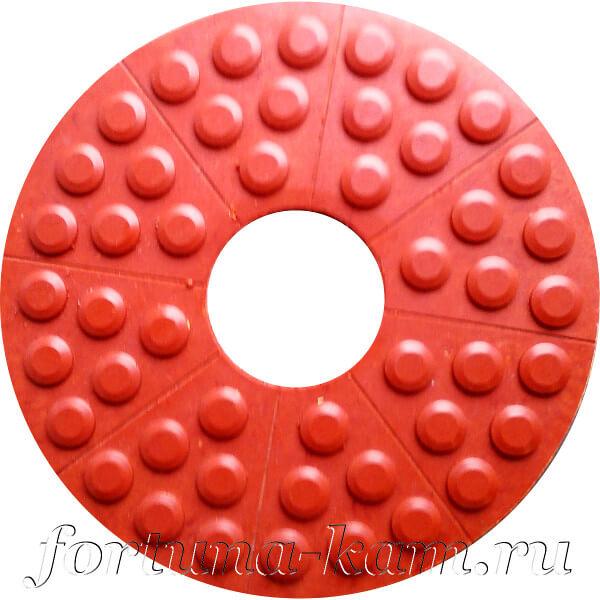 Шлифовально-полировальный алмазный круг «Таблетки» 250 мм.
