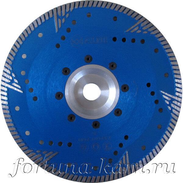 Отрезной диск Ehwa TORNADO с фланцем 230 мм.