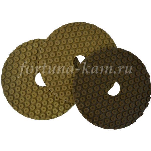 Алмазные гибкие диски Ehwa 3-Step100 мм.