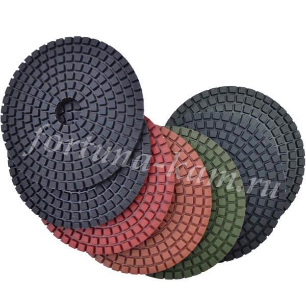 Алмазные гибкие диски Shinhan STD 100 мм.