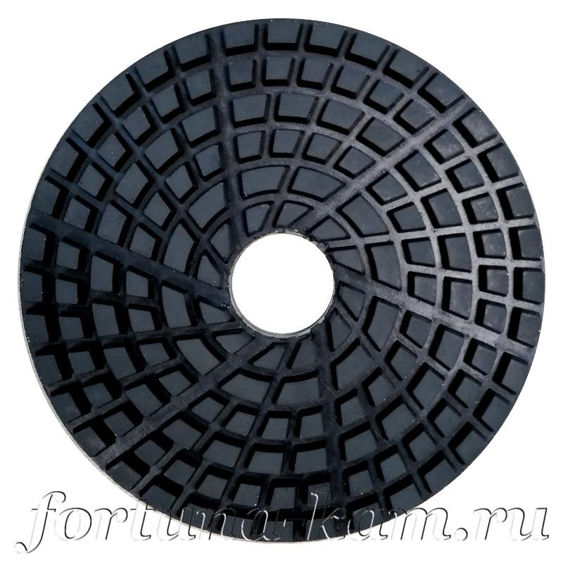 Круг для полировки BUFF на резиновой основе 250 мм.