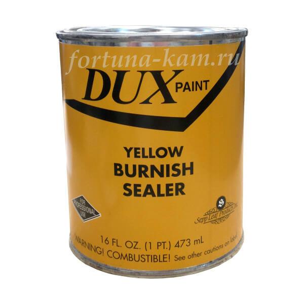 Грунт для золочения DUX жёлтый 473 мл.