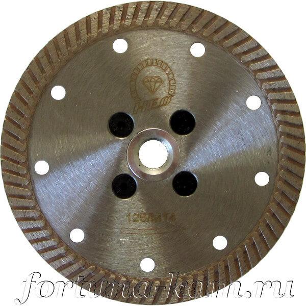 Отрезной диск Hess с фланцем 125 мм.