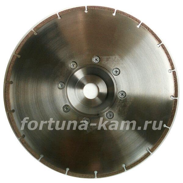 Отрезной диск Invatech с фланцем 230 мм.