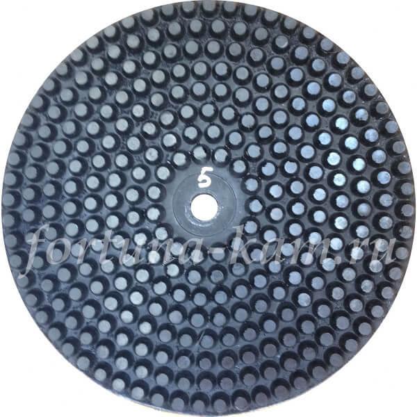 Шлифовально-полировальный алмазный круг Invatech 250 мм.