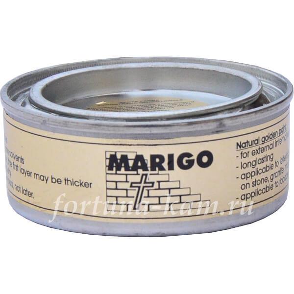 Краска серебряная Marigo 75 мл.