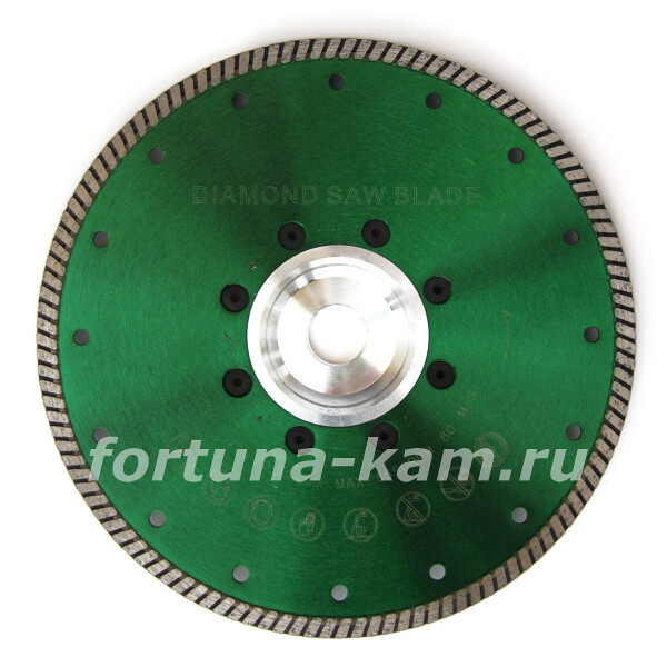 Отрезной диск Shinhan C-PRO с фланцем 230 мм.