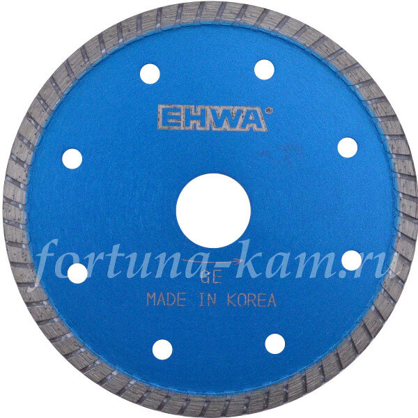 Отрезной диск Ehwa GE 125 мм.