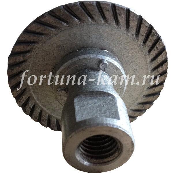 Отрезной диск Invatech с удлинённым фланцем 66 мм.