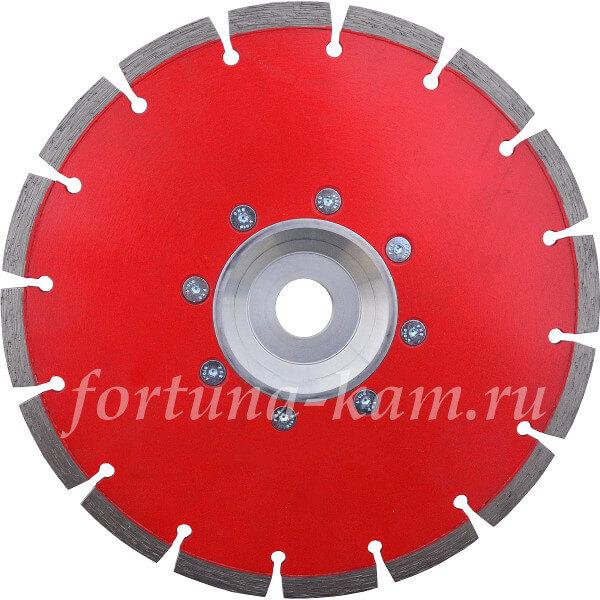 Отрезной диск Sankyo «LW-SP» с фланцем 230 мм.