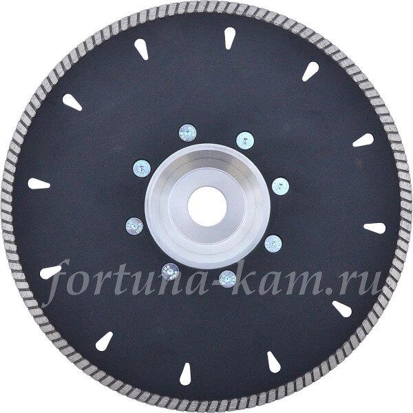 """Отрезной диск Sankyo """"RI"""" с фланцем 230 мм."""