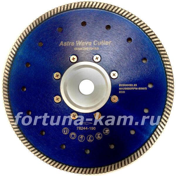 Отрезной диск Shinhan AWC Eco с фланцем 230 мм.