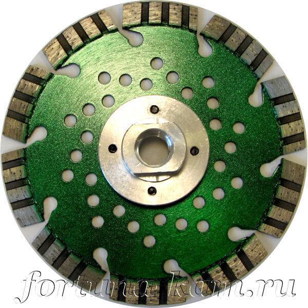 Отрезной диск EHWA AIR TIGER с фланцем 125 мм.